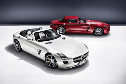 Mercedes-Benz SLS AMG Roadster 2012