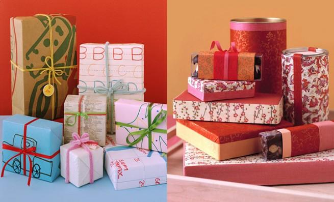 Упаковка подарков на покровке 86