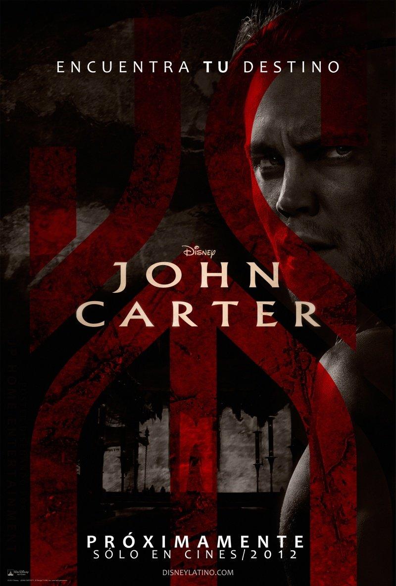 Джон Картер (2012) смотреть онлайн или скачать фильм через ...