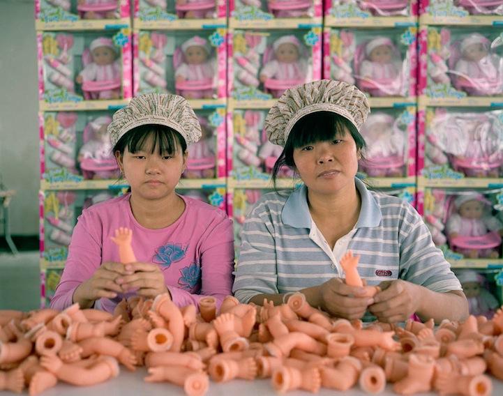 как организовать производство мягких игрушек в китае
