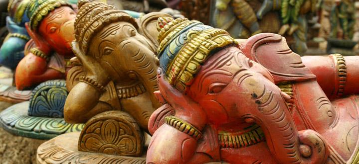 Церемония ганга аарти йога-тур в индию